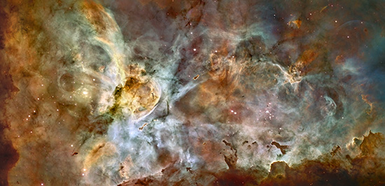 The Carina Nebula